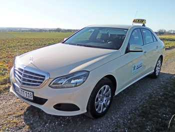 Taxi Teras - Mercedes Benz E 200 NGT Blue Efficiency